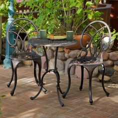 Found it at Joss & Main - 3-Piece Albany Patio Bistro Set