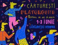 Cărtureşti Playground:Festival de joc şi joacă în grădina secretă How To Make