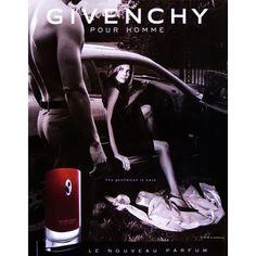 De Givenchy man is elegant, creatief met een intuïtief gevoel voor stijl en een goede smaak. Hij kiest voor zijn eigen parfum.