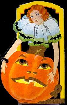 Frilly Neckware--Deco Vintage Flapper Halloween Bridge Tally