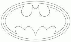 Eine gute Vorlage für das Batman-Logo! Damit kannst Du Dir schnell eine perfekte Einladung für den Batman-Kindergeburtstag basteln! Vielen Dank dafür! Dein blog.balloonas.com #balloonas #kindergeburtstag #einladung #batman #superhero