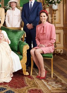 The Duke and Duchess Of Cambridge Prince William And Kate Middleton Kate Middleton Outfits, Looks Kate Middleton, Estilo Kate Middleton, Duke And Duchess, Duchess Of Cambridge, Principe William Y Kate, Lady Louise Windsor, Stella Mccartney Dresses, Kate And Meghan