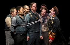 """""""Peter and the Starcatcher"""" brings to the stage Dave Barry and Ridley Pearson's popular prequel to """"Peter Pan."""""""
