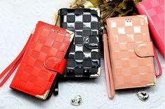 Lumiel Vere Square Diary Wallet Case for LG Optimus G Pro