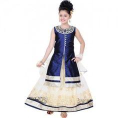 75e65909f Buy Baby Girls Ethnic Wear Online in India at Best Price. Kids Lehenga CholiSalwar  ...