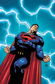 SUPERMAN: THE MAN OF STEEL #118