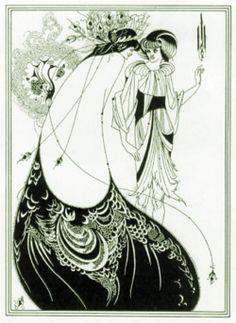 Aubrey Beardsley - Salomé Oscar Wilde