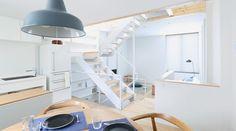 La vertical house di Muji
