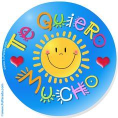 Te quiero mucho - Amistad, enviar tarjeta, tarjetas postales virtuales - TuParada.com