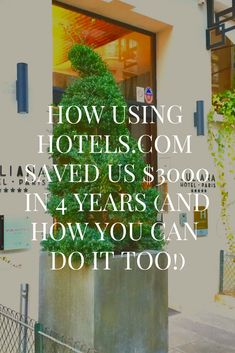 We've been using Hotels.com for years. The ease of using the platform to find and book hotels, at very competitive rates, certainly makes it worth using. You Can Do, Hotels, Platform, Canning, Book, How To Make, Travel, Decor, Dekoration