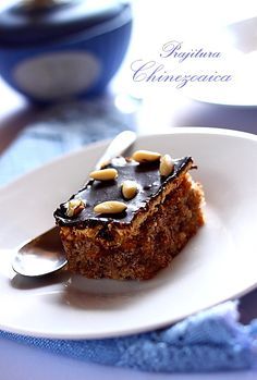 Prajitura Chinezoaica (prajitura chinezoaica)