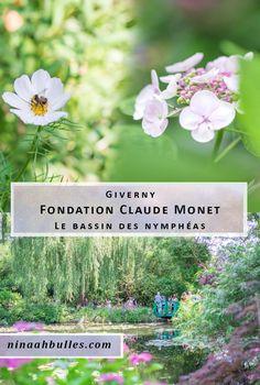 Fondation Claude Monet à Giverny - #claudeMonet #travel #france #nature