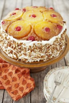 Check out what I found on the Paula Deen Network! Pineapple Upside-Down Cake http://www.pauladeen.com/pineapple-upside-down-cake