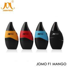 Best Gift Original JomoTech Electronic Cigarette Vaporizer F1 Mango ABS E-cigarette Vape Mod Ecig Kit with 2ml Atomizer Jomo-256