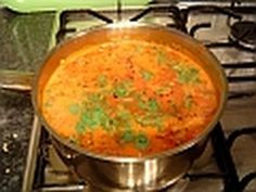 Delicious Spicy Soup Chickpea Lentils Chilli recipe How to make