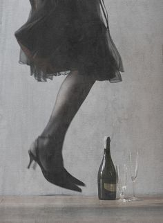 Jump...champagne