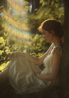 Ukrainian photographer David D David Dubnitskiy, Beautiful Images, Serenity, Portrait Photography, In This Moment, Artwork, Outdoor, Solitude, Broken Crayons
