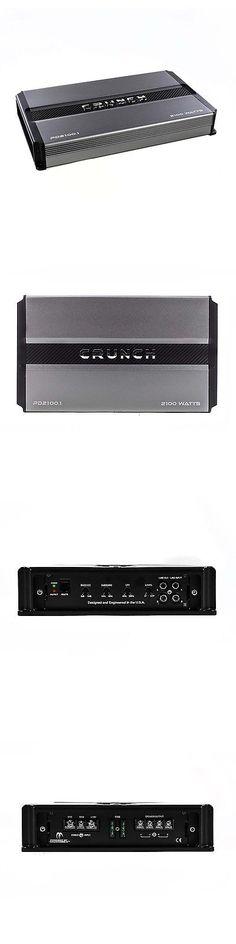 car amplifiers crunch px 1000 4 1000 watt 4 channel powerful car car amplifiers crunch power drive 2100w max monoblock class d car audio amplifier pd2100