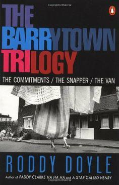 The Barrytown Trilogy by Roddy Doyle, http://www.amazon.com/dp/0140252622/ref=cm_sw_r_pi_dp_Hf3Ptb1QF5XT0