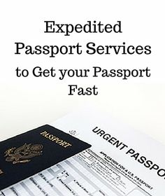 If you are in hurry of getting a passport. Then, you may want to filter the number of options you have. Read on for all the available options here to get an #ExpeditedPassport.