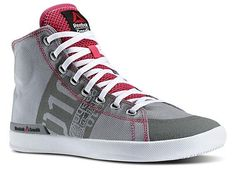 Reebok Cross fit trainer. One nice looking shoe.