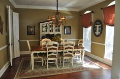 Our Formal Dining Room, Dining Rooms Design
