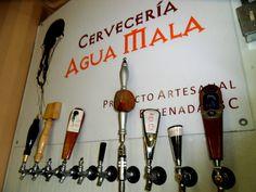 Agua Mala - Local Beer