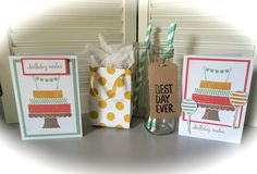 Build a Birthday - Stampin' Up!