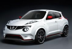 Nissan Juke Nismo Concept will debut in Tokyo [w/video]