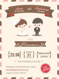 invitaciones digitales de boda civil - Buscar con Google