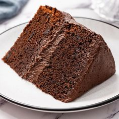 Chocolate Cake Recipe Videos, Best Moist Chocolate Cake, Chocolate Cake From Scratch, Amazing Chocolate Cake Recipe, Cake Recipes From Scratch, Homemade Chocolate, Chocolate Recipes, Chocolate Buttercream, Chocolate Lovers