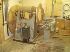 Photo Index - Oliver Machinery Co. - 22-AC Pattern Makers Lathe | VintageMachinery.org