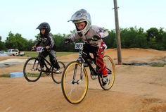 BMX: A Sport for the Whole Family. If your kids can walk, they can race.