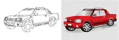 OverNight Graphics provides high quality raster to vector conversion service at affordable price. Get a quote of raster to vector conversion service.