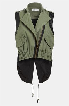 ASTR High/Low Field Vest