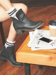 Free People Brooks Ankle Boot at Free People Clothing Boutique