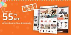 Enjoy with 30% OFF on all Magento products and membership clubs at MagenTech store and Get exciting offer!