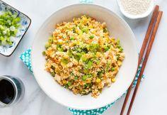 Takeout Hack: Cauliflower Fried Rice
