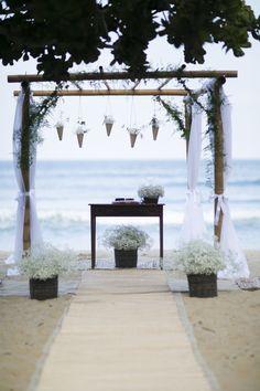 Casamento em Ubatuba | Maryela + Riad | Vestida de Noiva | Blog de Casamento por Fernanda Floret