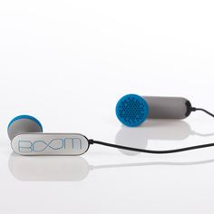 Spooner Earbuds by Quinn Huffstetler, via Behance