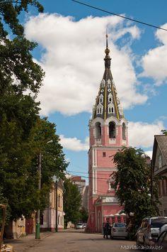 Города и веси России - Утренняя Калуга