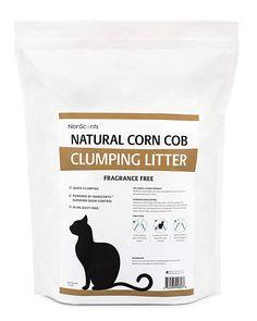 Amazon.com : NonScents Natural Corn Cob Clumping Cat Litter Odor Control (14 Pounds) : Pet Supplies Natural Cat Litter, Corn Cob, Clumping Cat Litter, Cat Store, Litter Box, Cat Food, Pet Supplies, Cats, Boxes