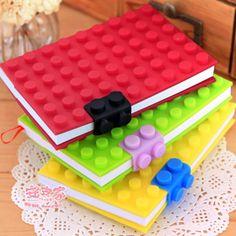 Lego notebooks - 25rmb