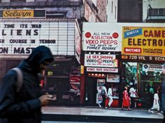 Jeremiah's Vanishing New York: Old 42nd Street