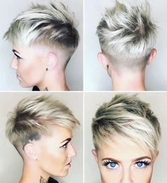 Short Hairstyle 2018 - 12 | Fashion and Women