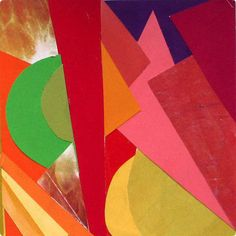 """geo abstract """"neon indian - psychic chasms"""""""