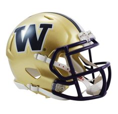 Washington Huskies Riddell Mini Speed Helmet
