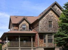 Best What A Great Look Mountain Home With 14 And 4 5 Exposure Cedar Shingles Cedar Shingle 400 x 300
