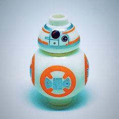 BB8 #lego #starwars #legostarwars #bb8 #droid #legominifigures #minifigures #legoinstagram #legogram #legostagram #instalego #brickstagram #afol #legophotography #toyphotography #collector