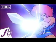 Thundercats Opening Intro HD 1080p - YouTube